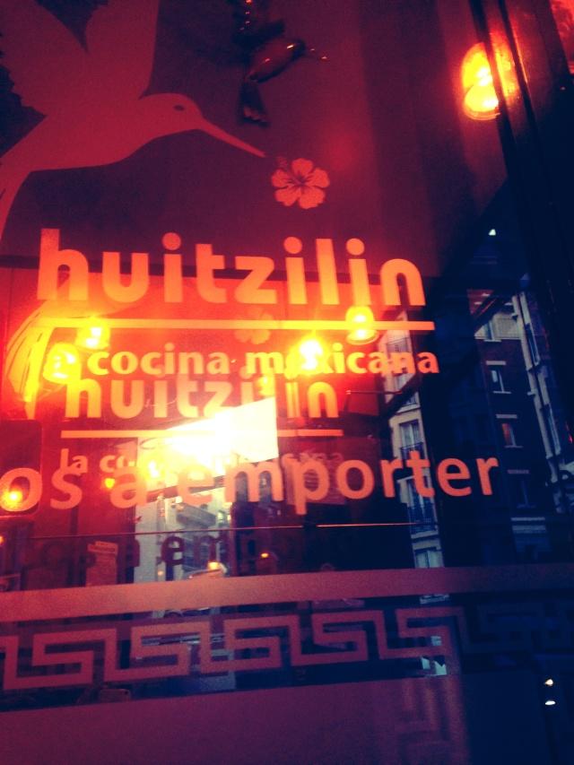 Huitzilin logo