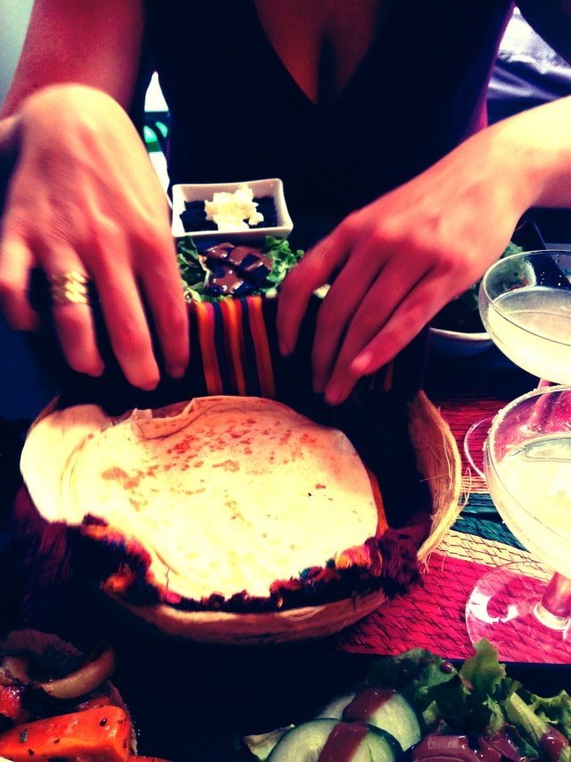 Huitzilin Tortillas