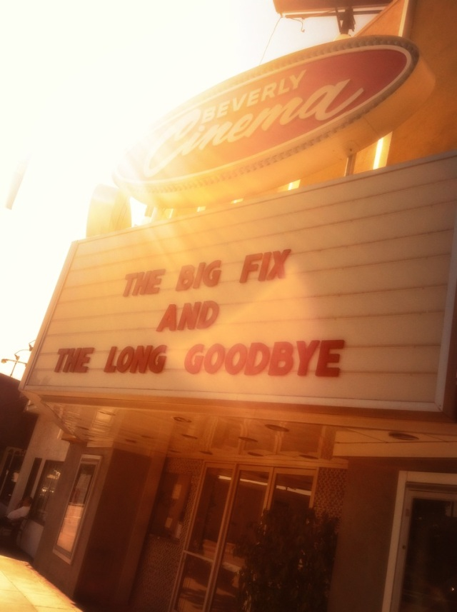 Long Goodbye LA