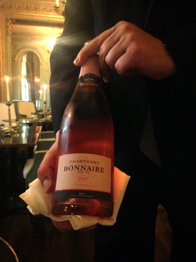 Dokhan rose bottle